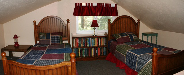 twain harte bedroom loft