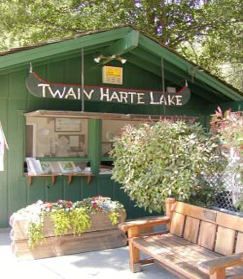 twain harte lake office