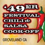49er Festival and Chili Cook-Off in Groveland California