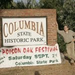 Annual Poison Oak Show in Columbia California