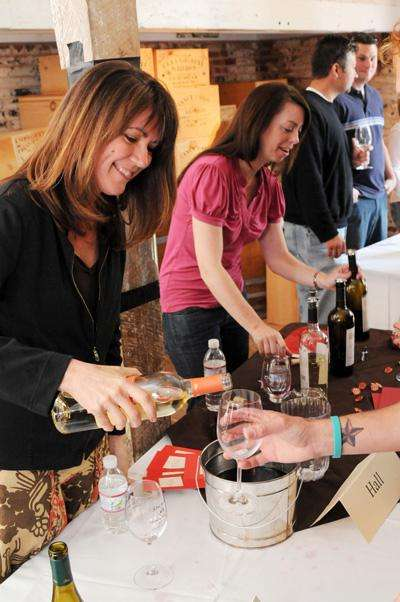Annual Columbia Wine Tasting Event