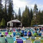 Strawberry Fall Music Festival at Camp Mather