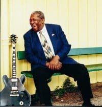B.B. King Blues Festival at Ironstone Amphitheatre