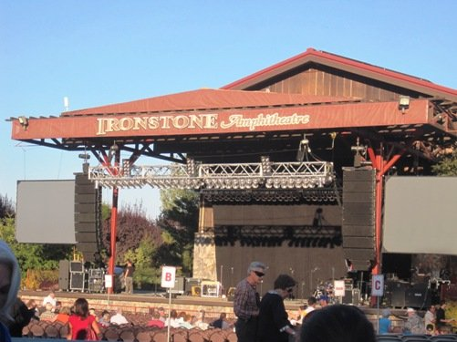 Need Ironstone Amphitheatre Lodging At Ironstone Vineyards And Winery