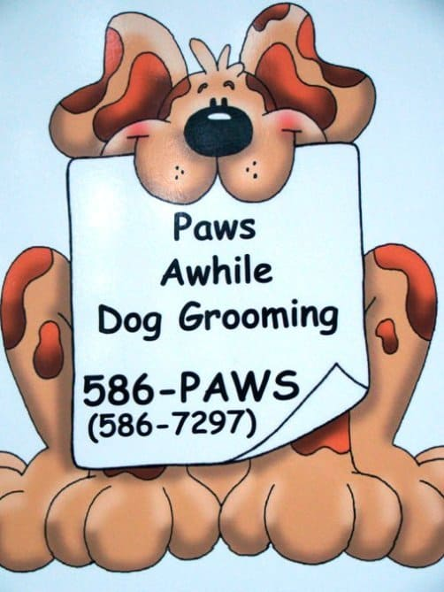 Paws Awhile Dog Grooming in Twain Harte