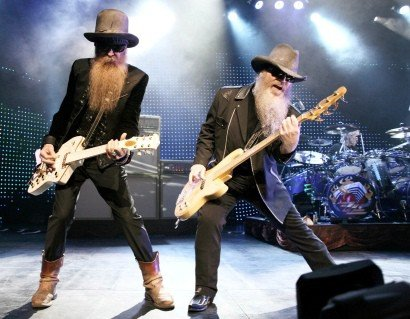 ZZ Top with special Guest Joan Jett and the Blackhearts at Ironstone Amphitheatre