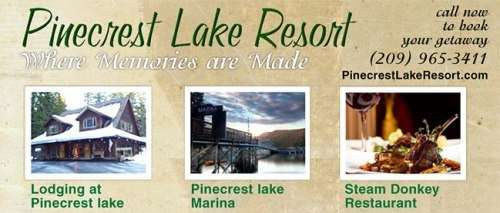 Pinecrest Lake Resort And Campgrounds