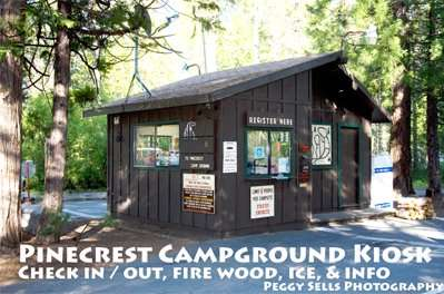 pinecrest lake vacation rentals camping cabins and more