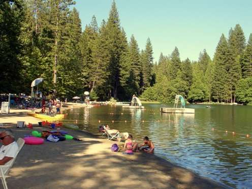 Twain Harte Lake Vacation Rentals