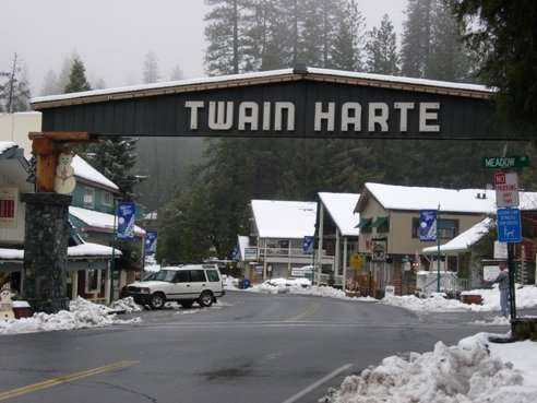 Twain Harte Vacation Rental