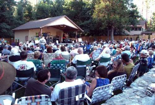 Twain Harte Concert in the Pines