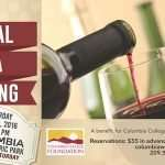 40th Annual Columbia Wine Tasting