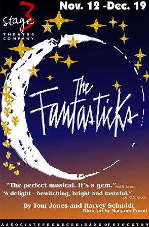 The Fantasticks Musical At Stage 3 Theater In Sonora