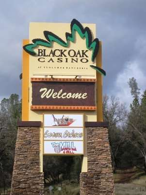 Players club black oak casino